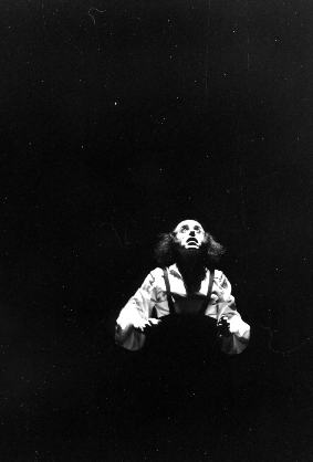 Jacob and the Angel 1977: Mime Performance in Boulder, Colorado